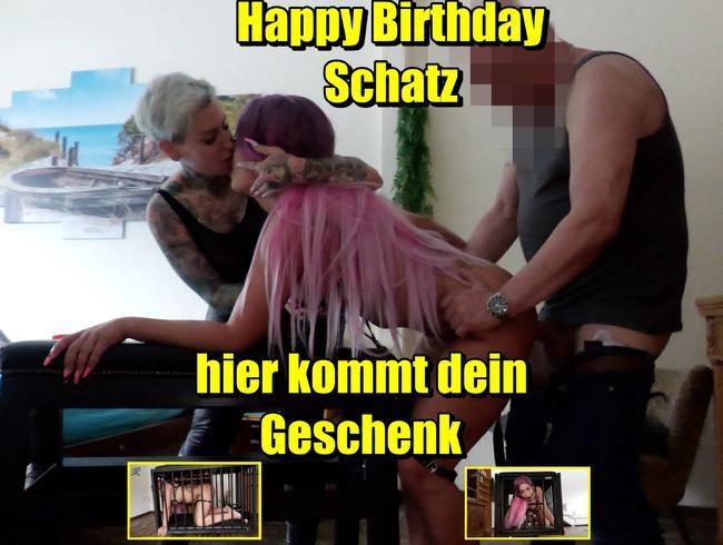 Video Thumbnail Happy Birthday hier kommt Dein Geschenk