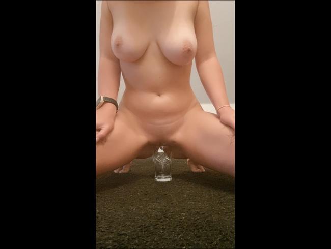 Video Thumbnail Glas gefüllt