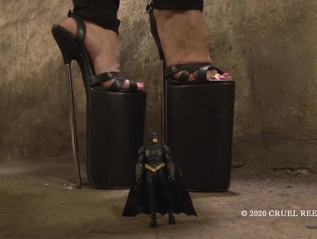 Video Thumbnail REELL - BATMAN VS. CRUEL REELL
