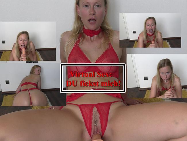 Video Thumbnail Virtual Sex: DU fickst mich! ;)