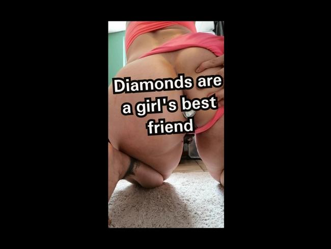 Video Thumbnail Jede Frau braucht einen Diamanten..... plug
