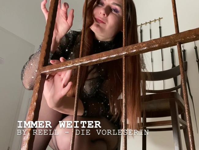 Video Thumbnail REELL - DIE VORLESERIN - IMMER WEITER - TEIL 3