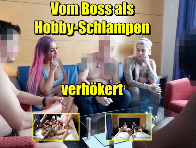 Video Thumbnail Vom Boss als Hobby-Schlampen verhökert