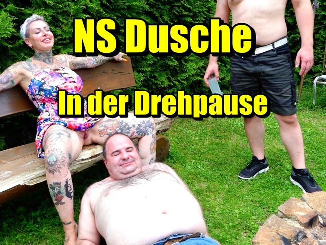 Video Thumbnail NS Dusche in der Drehpause