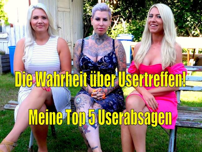 Daynia - Die Wahrheit über Usertreffen | MEINE TOP 5 User Absagen - DAYNIA