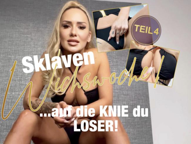 Video Thumbnail Sklaven-Wichswoche Teil 4! ...auf die KNIE du LOSER!