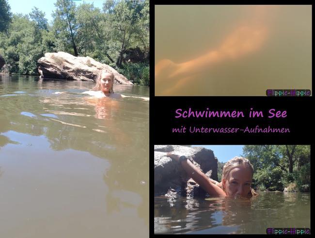 Video Thumbnail Schwimmen im See - Mit Unterwasseraufnahmen