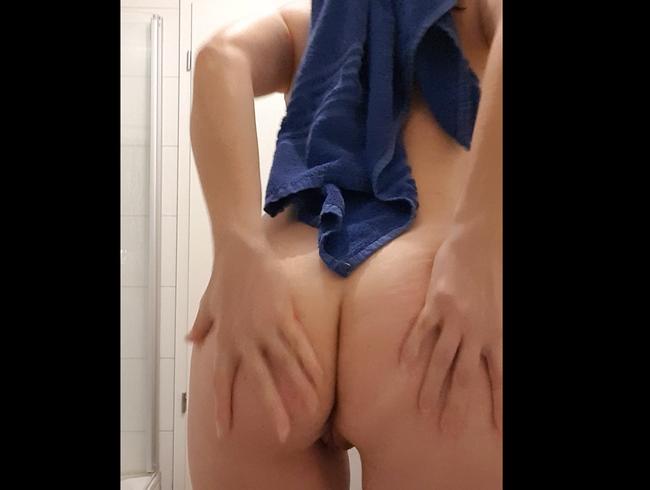 Video Thumbnail Spermaspiele- Spritz es mir schön Cream(p)y auf meinem Körper schön verreiben