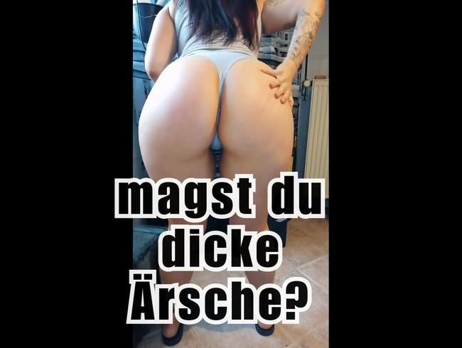 Video Thumbnail Dicker Arsch?