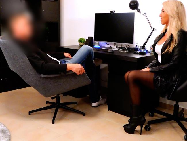 Daynia - Die verfickte Sprechstunde   Eskalation beim Sextherapeuten...!
