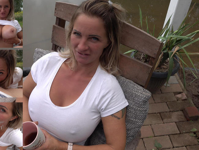 Video Thumbnail Blowjob Tittenfick Facial