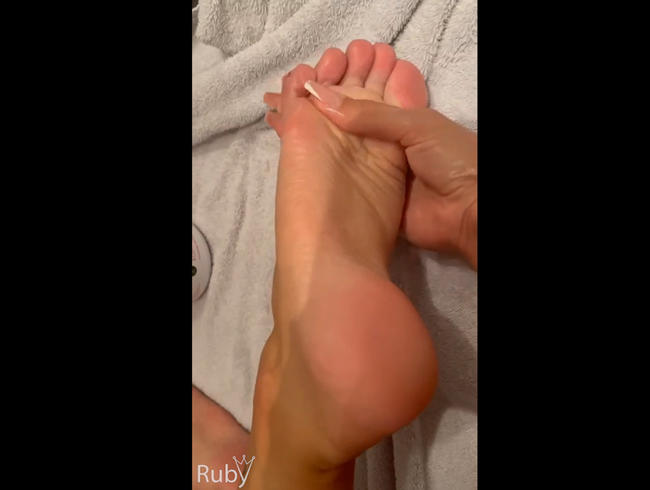 Video Thumbnail Fußfetisch EXTREM! Meine zarten Damenfüßchen
