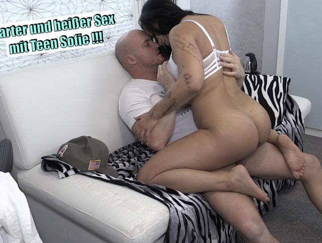 Video Thumbnail Harter und heißer Sex mit Teen Sofie!!