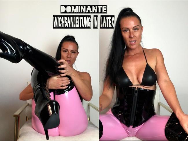 Video Thumbnail Dominante Latex Wichsanleitung