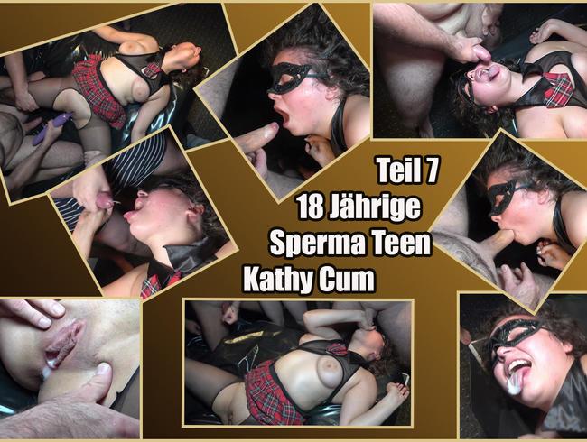 Video Thumbnail Sperma Teen Kathy Cum und ihre Teen Freundin Jenny