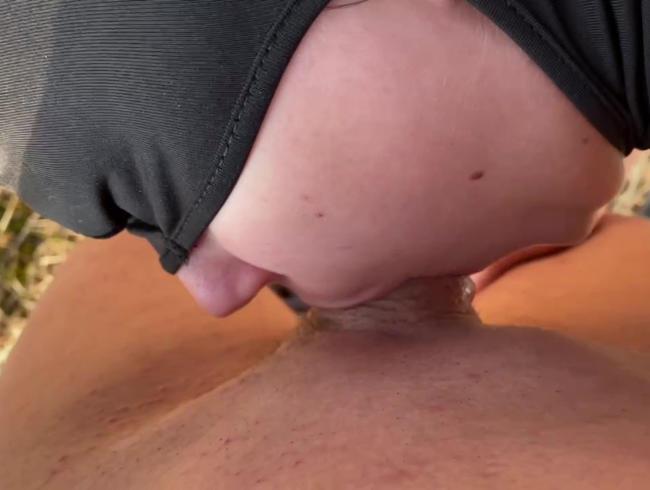 Video Thumbnail Hartes Deepthroat Training bis zum