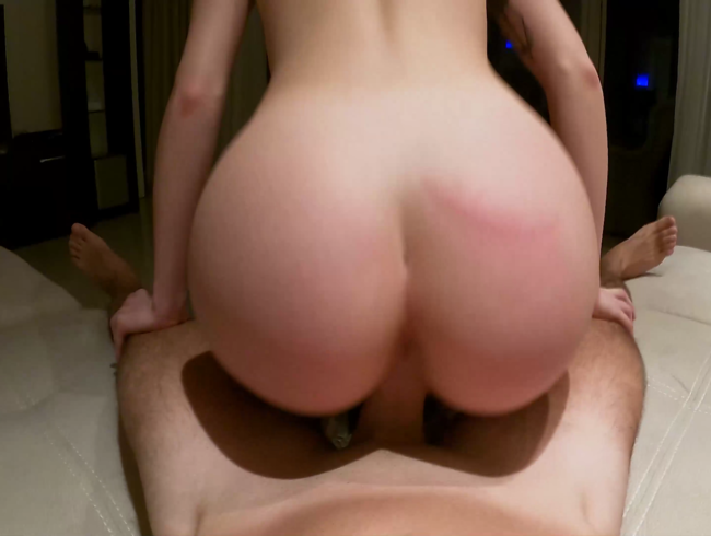 Video Thumbnail POV Extreme Rough Jumping! Horny Babe Eagerly Rides a Cock