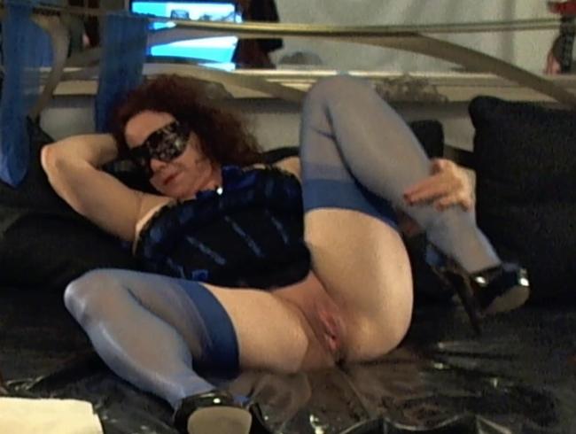 Video Thumbnail Lady in Blue – Lecken Blasen Ficken
