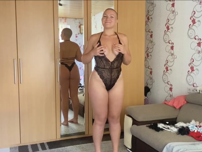 Video Thumbnail Erstes Mal in Dessous – Klostermädchen ganz verführerisch