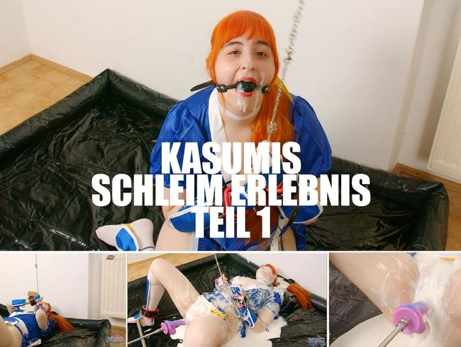 Video Thumbnail Kasumis Schleim Erlebnis Teil 1