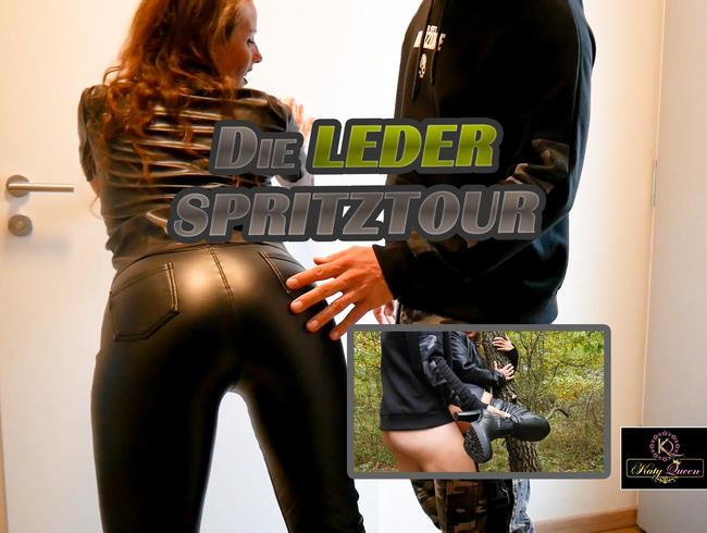 Video Thumbnail Die LEDER Spritztour!