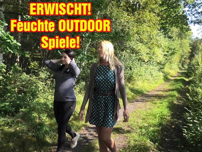 Video Thumbnail Erwischt! - Feuchte Outdoor Spiele!