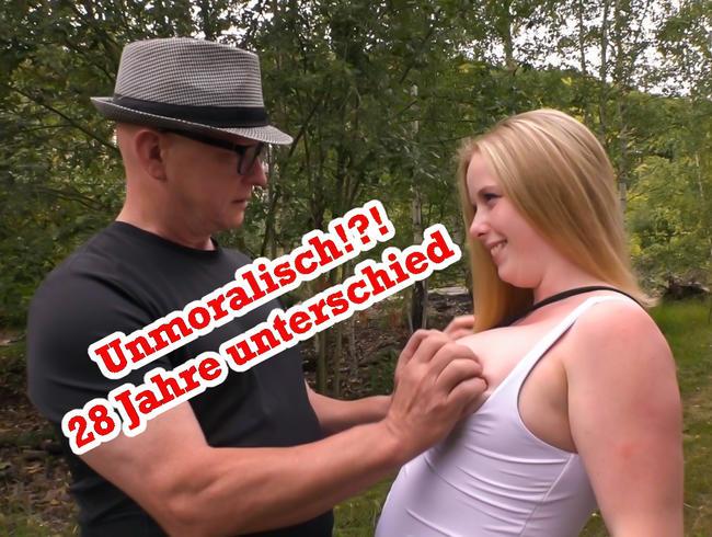 Video Thumbnail Unmoralisch?! User-Date mit Rene Wonder 51 ( 28! Jahre Unterschied)