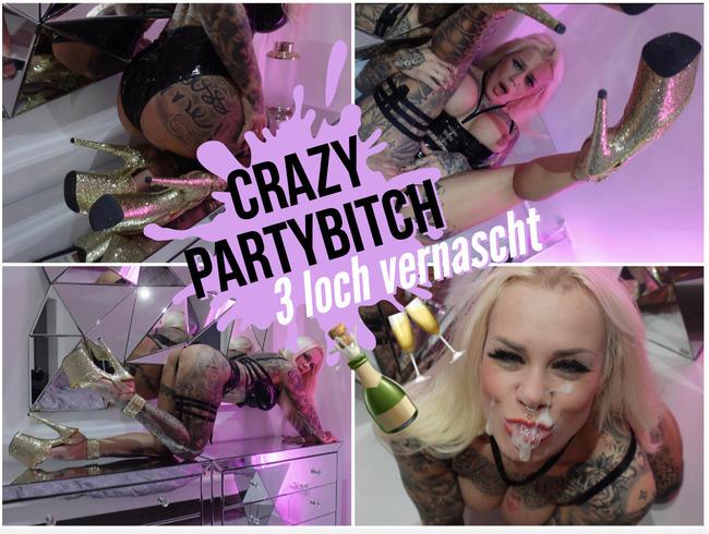 Video Thumbnail CRAZY PARTYBITCH 3 LOCH VERNASCHT