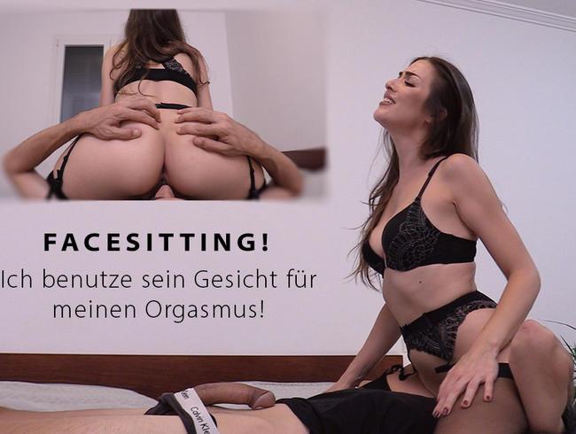 Video Thumbnail FACESITTING! Ich benutze sein Gesicht für meinen Orgasmus!