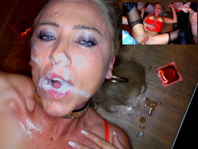 Video Thumbnail Deutschlands heftigster Hardcore Sexclub | Bukkake Massen Gangbang Analeskalation!