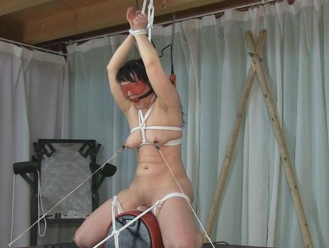 Video Thumbnail 1 Stunde BDSM Sybian Session  Part 2