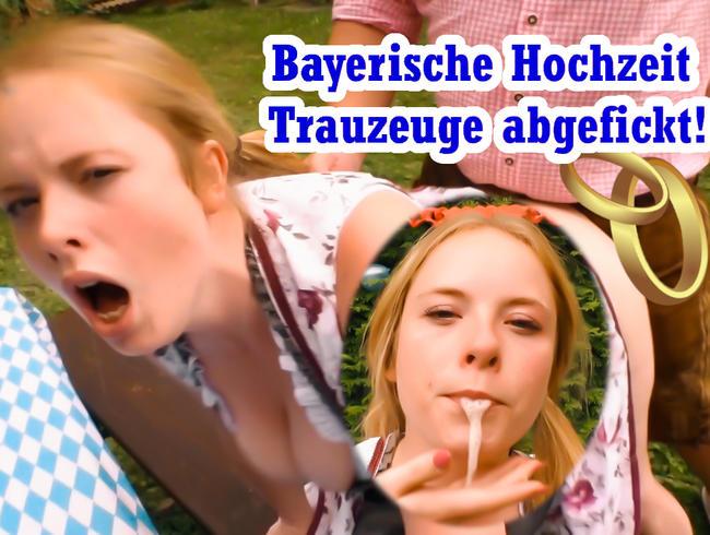 Video Thumbnail Bei bayerischer Hochzeit Quickie mit Trauzeuge
