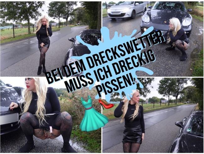 Video Thumbnail BEI DEM DRECKSWETTER MUSS ICH DRECKIG PISSEN !