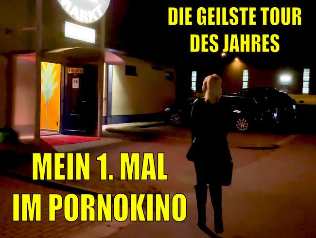 Video Thumbnail Mein 1. MAL im PORNOKINO | Die geilste Tour des Jahres...!