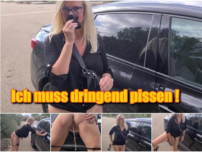 Video Thumbnail Ich muss dringend pissen!