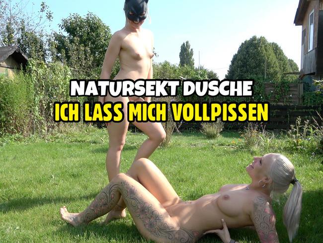 Video Thumbnail Splitternackte Natursekt Dusche | Ich lass mich vollpissen