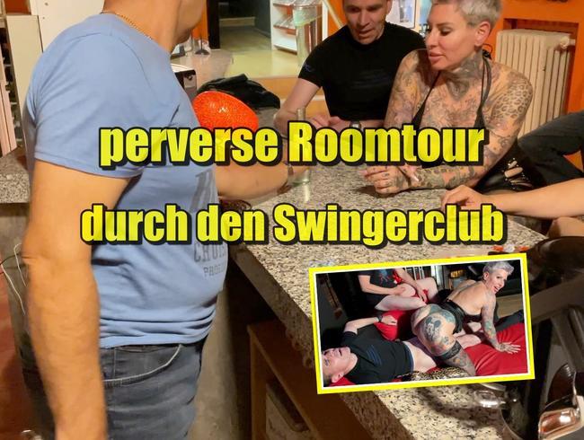 Video Thumbnail perverse roomtour durch den Swingerclub
