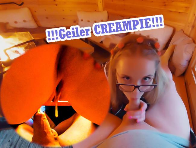 Video Thumbnail Creampie! Bei Fortbildung Azubi am Grill entjungfert